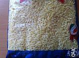 Макароны твердых сортов Combino «Risoni» (итальянские макароны комбино в форме риса), 500 кг., фото 3