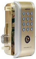 Замок электронный кодовый мебельный автоматический серии 6000