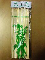 Палочки для шашлыка, , 300 мм/80шт, бамбук.