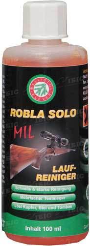 Средство для чистки стволов Klever Ballistol Robla Solo MIL 100мл.