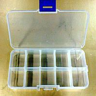 Ячейки для бисера ,10 отделений
