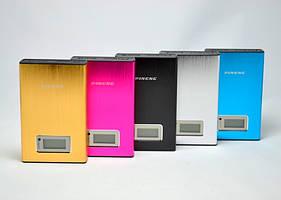 Портативный аккумулятор Power Bank P-910 Pineng 11200 mAh Original
