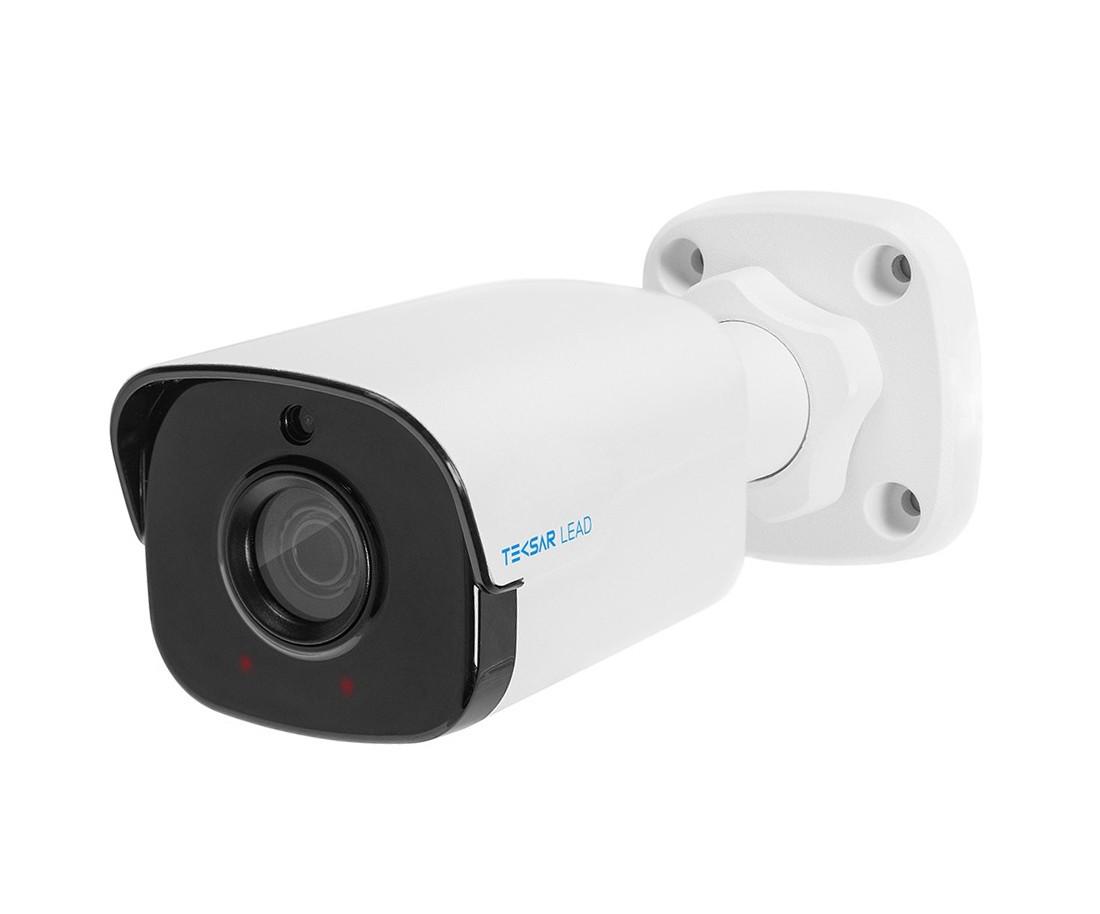 IP-видеокамера 4 Мп Tecsar Lead IPW-L-4M30F-SF3-poe