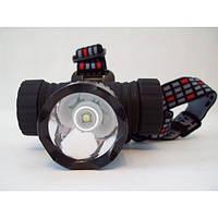 Налобный фонарик Police BL-6821 T6 - 8000W