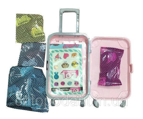 LOL Surprise Дорожный чемодан для куклы