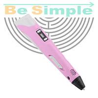 3D ручка MyRiwell  (3Д ручка - 2 поколения) Розовый