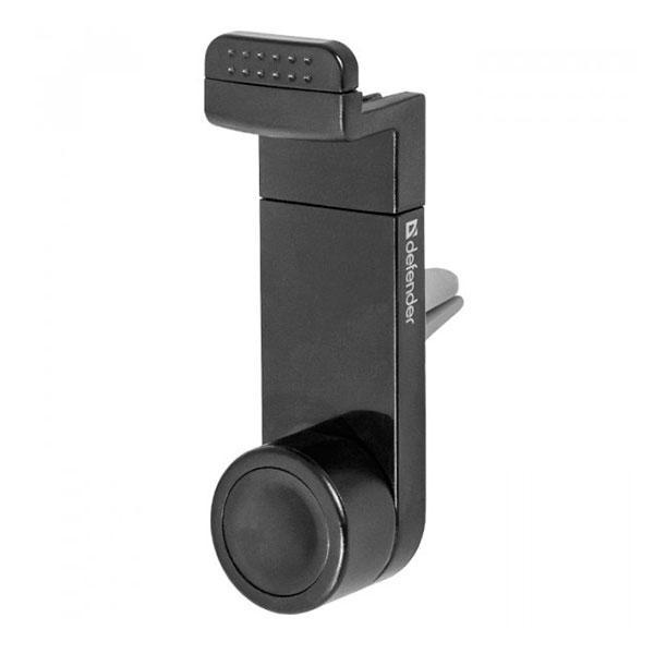 Тримач із зажимом Defender Car holder 122 Black, фото 1