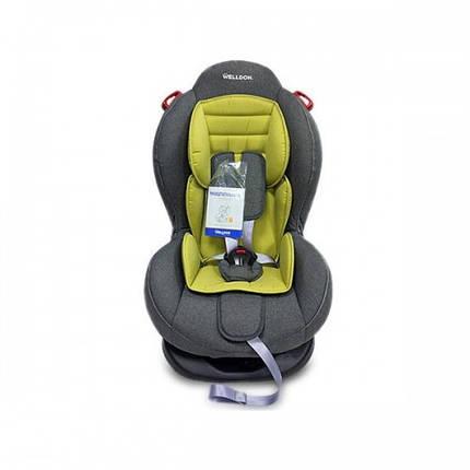 Автокресло Smart Sport (серый/оливковый) Welldon BS02N-S95-002, фото 2