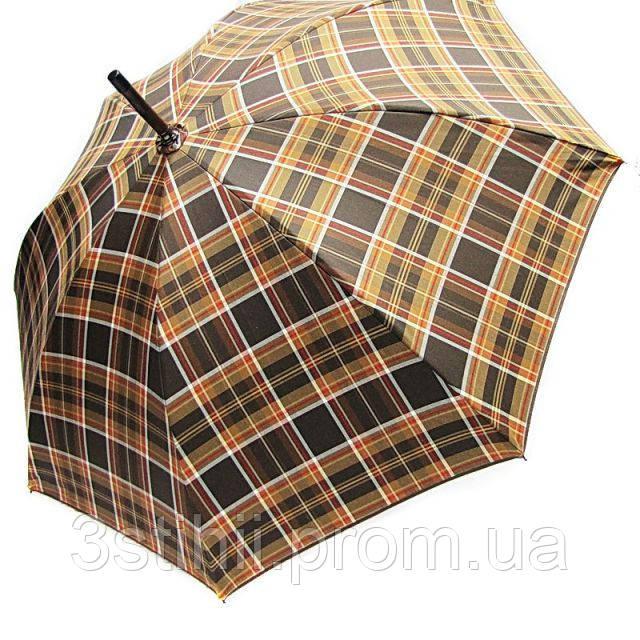 Зонт-трость Doppler VIP механический 23645-4 Клетка