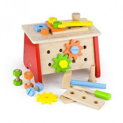 Столик с инструментами игрушка Viga Toys (51621), фото 2