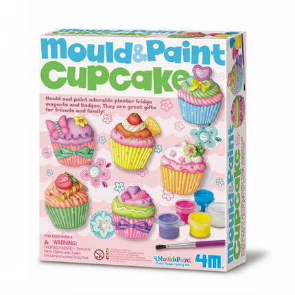 Пирожные, набор для творчества 4M (00-03535), фото 2