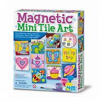 Разрисуй магниты, набор для творчества 4M (00-04563)