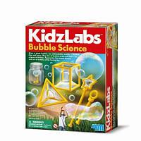 Волшебные пузыри, набор для творчества 4M (00-03351)