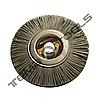"""Щетка дисковая для углошлифовальных машин из полиамида типа """"Пиранья"""" 150 X 22"""