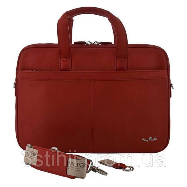 Сумка Tony Perotti Contatto 7044-40-Ct Красная