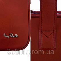 Сумка Tony Perotti Contatto 7044-40-Ct Красная, фото 3