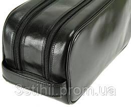 Несессер мужской дорожный Visconti MZ-100 Чёрный, фото 3