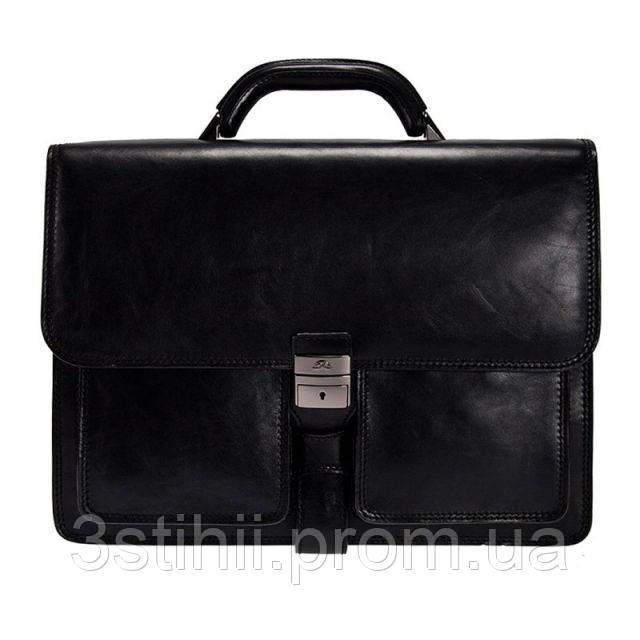 Портфель Tony Perotti Italico 8013-it Чёрный