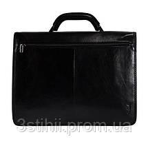 Портфель Tony Perotti Italico 8013-it Чёрный, фото 2