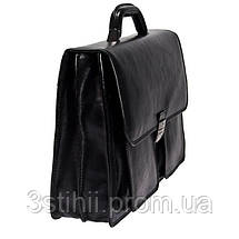 Портфель Tony Perotti Italico 8013-it Чёрный, фото 3