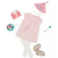 Набор одежды для кукол Deluxe День рождения, Our Generation BD30229Z