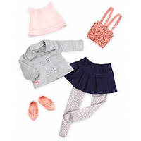Набор одежды для кукол Deluxe Для школы, Our Generation BD30277Z