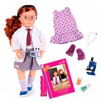 Набор Deluxe Кукла-близнец Сиа с аксессуарами и книгой (46 см), Our Generation BD31113ATZ