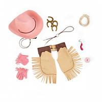Набор аксессуаров для кукол Родео (12 предметов), Our Generation BD37284Z