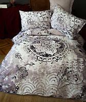 Комплект постельного белья  Issimo Home сатин размер евро LERON