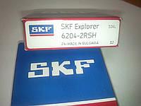 Підшипник 6204-2RSH (SKF) [20x47x12]