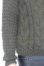 жіноча вязана тепла кофта Papin (Турція) , фото 3