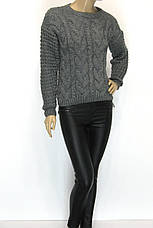 жіноча вязана тепла кофта Papin (Турція) , фото 2