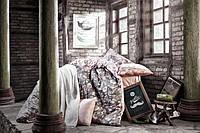 Комплект постельного белья  Issimo Home сатин размер евро MISHA