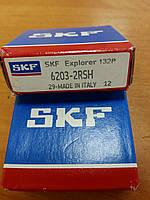 Підшипник 6203-2RSH (SKF) 180203 [17x40x12]