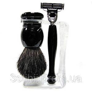Набор для бритья Hans Baier 75113 Чёрный
