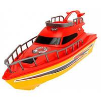 Катер Океанская Мечта (красный) 23 см, Dickie Toys, красный 377 4001-1