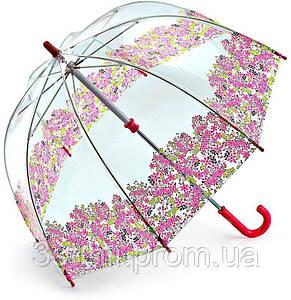 Детский зонт-трость Fulton Funbrella-4 (C605) Цветы