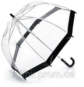 Детский зонт-трость Fulton Funbrella-2 C603 Прозрачный с черным