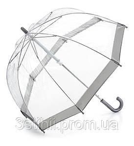 Детский зонт Fulton Funbrella-2 C603 Прозрачный с серебристым