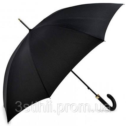 Зонт-трость Fulton Minister G809 - Black (Черный), фото 2