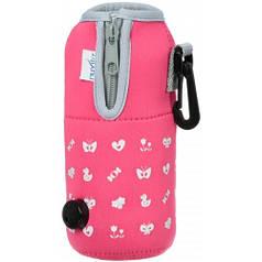 Подогреватель бутылочек автомобильный (розовый), Nuvita NV1074Pink
