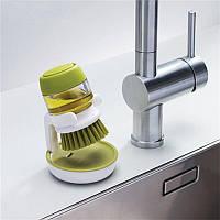 Уценка на щетку для мытья посуды (нет дозатора)
