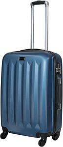 Чемодан дорожный VIP Collection пластиковый Benelux 24 Navy Синий