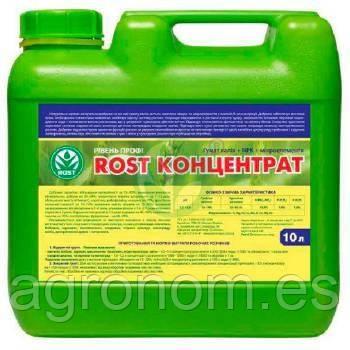 Удобрение Rost - Концентрат азотное (15+7+7) 10 л.