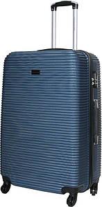 Чемодан дорожный VIP Collection пластиковый Sierra Madre 28 Navy Синий
