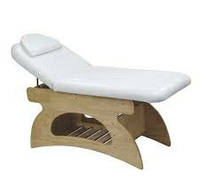 Массажный стол Стационарная кушетка для массажа Массажно-косметологический стол 853
