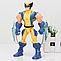 "Разборная фигурка Росомаха ""Машерс"" - Wolverine, Super Hero Mashers, Hasbro, фото 3"