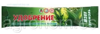 """Удобрение """"Чистый лист"""" для декоративно-лиственных, 0,1кг."""