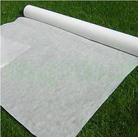 Агроволокно біле, щільність 17г/м2 , розміри 3.2мх100м