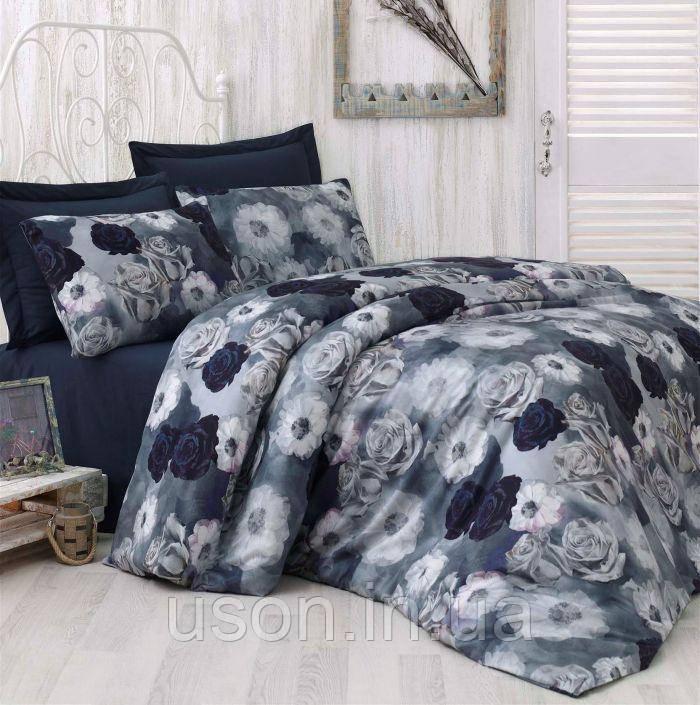 Комплект постельного белья  Issimo Home сатин размер евро AURA